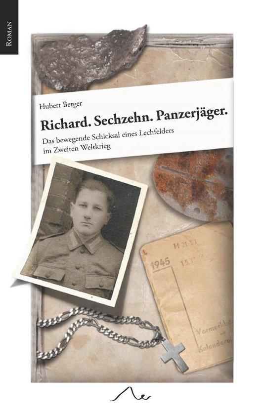 Boek cover Richard. Sechzehn. Panzerjäger. van Hubert Berger (Onbekend)