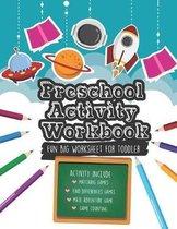 Preschool Activity Workbook