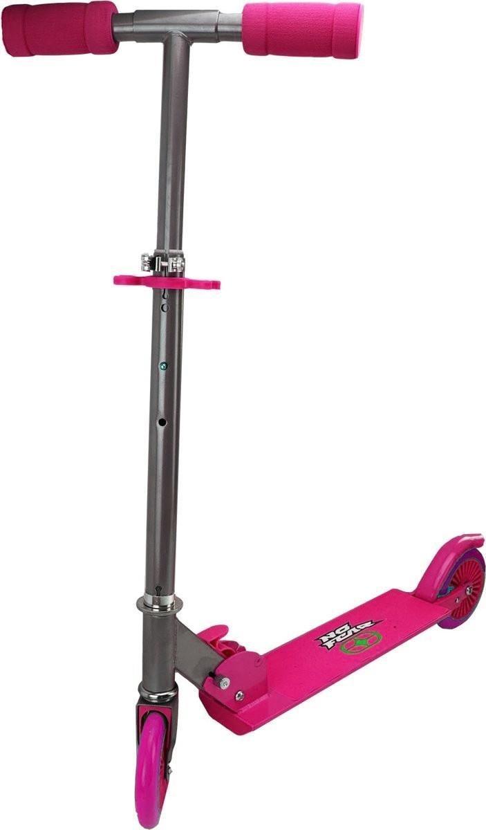 No Fear Scooter Stuntstep - Step - Meisjes - Roze