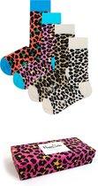 Happy Socks Special Leopard Giftbox - Maat 36-40