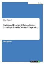 English and German. A Comparison of Phonological and Inflectional Properties