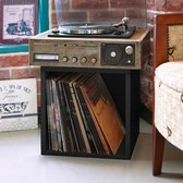 LP vinyl duurzame kast platenspeler meubel