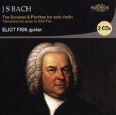 The Sonatas & Partitas For Solo Violin