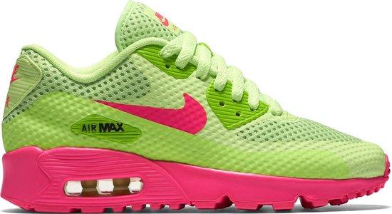 nike air max groen roze