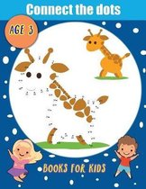 Connect The Dots Books For Kids Age 3