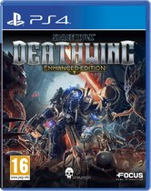 Space Hulk: Deathwing - (Enhanced Edition) - PS4