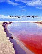 Boek cover Chronology of Ancient Egypt van A.G.Vinogradov