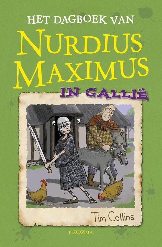 Nurdius Maximus - Het dagboek van Nurdius Maximus in Gallië - Tim Collins  