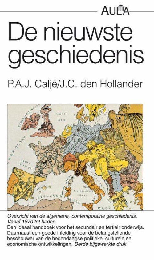 De nieuwste geschiedenis - P.A.J. Calje pdf epub