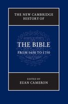 Boek cover The New Cambridge History of the Bible van Cameron, Euan