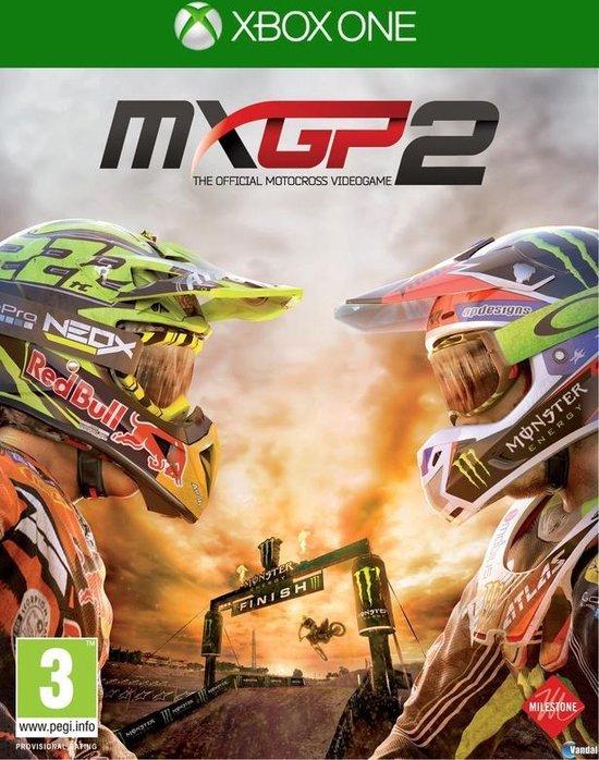 MXGP 2 – The Official Motocross Videogame (EU) (X1)
