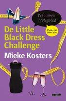 Boekomslag van 'De little black dress challenge'
