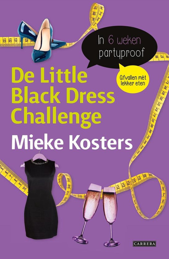 De little black dress challenge - Mieke Kosters |