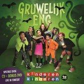 CD cover van Gruwelijk Eng! (cd) +  Live in concert 2017 (dvd) van Kinderen voor Kinderen