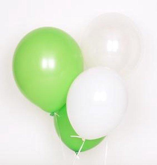 My Little Day - Ballonnen - Mix Groen - 10 stuks - 30cm