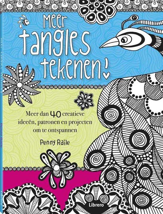 Meer tangles tekenen - Penny Raile pdf epub