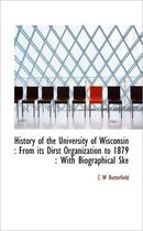 History of the University of Wisconsin