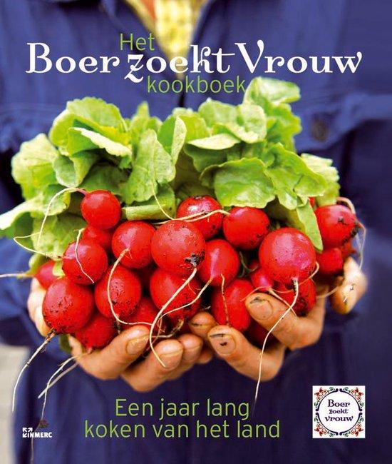 Het Boer Zoekt Vrouw Kookboek - Joyce Huisman |
