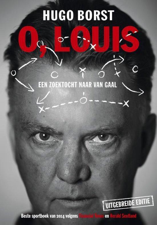 Omslag van O, Louis