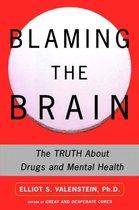 Omslag Blaming the Brain