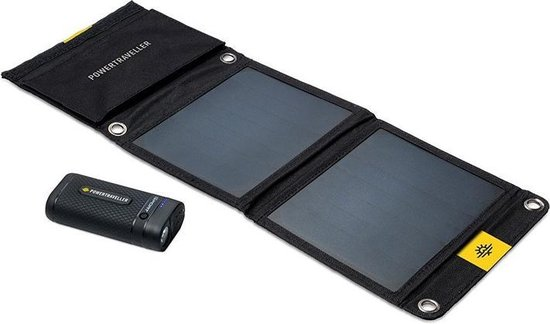 Powertraveller Sport 25 Solar Kit