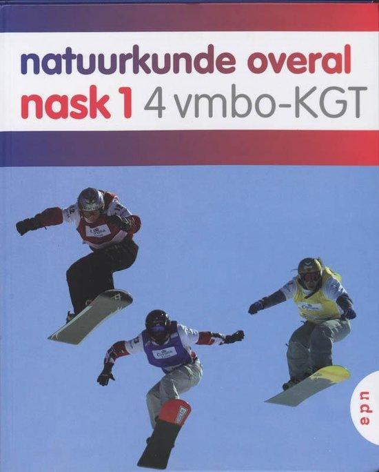 Natuurkunde Overal nask 1 / 4 vmbo-KGT - E.A. |