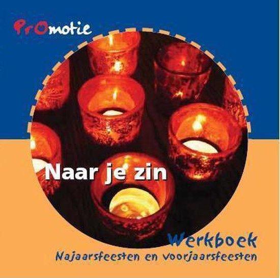 Promotie werkboek1 Naar je zin - N. Schouws | Fthsonline.com