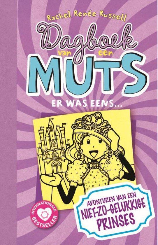 Boekomslag voor Dagboek van een muts 8 -   Er was eens...