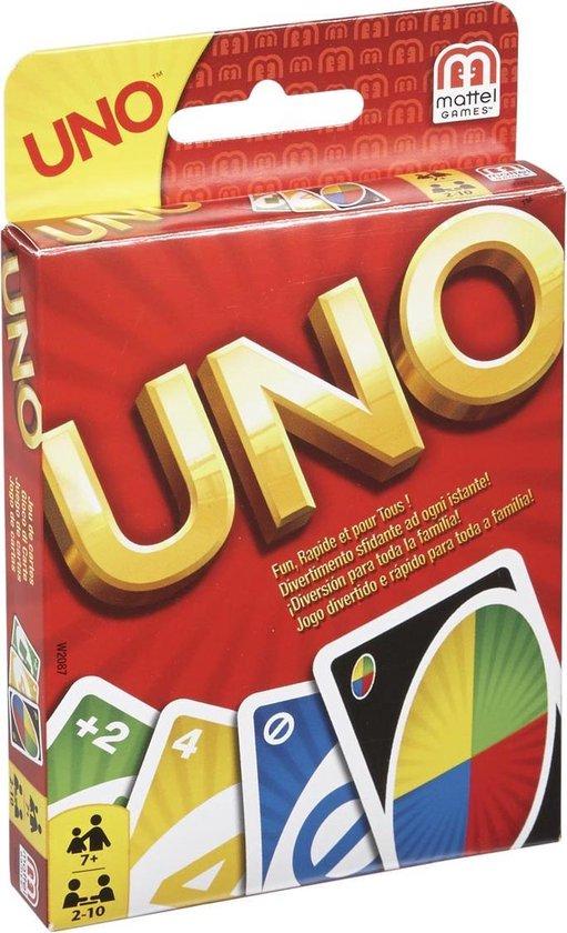 Afbeelding van UNO Kaartspel speelgoed