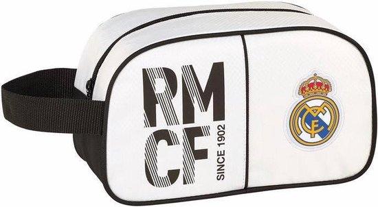 Real Madrid - Toilettas - 26cm - Wit