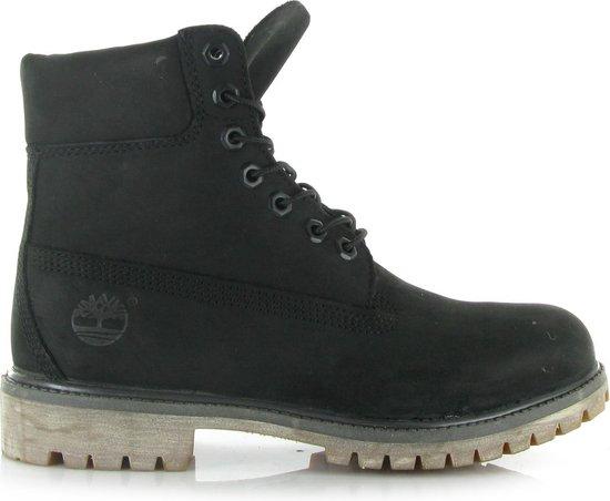 Timberland - Ca114v - Bottines stoer - Heren - Maat 44 - Zwart - Black Nubuck