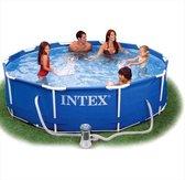 Afbeelding van Intex - Metalen Frame Zwembad - 305x76cm