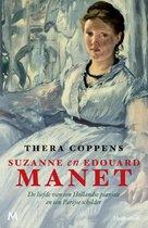 Boek cover Suzanne en Edouard Manet van Thera Coppens (Hardcover)