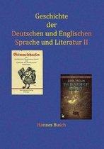 Geschichte Der Deutschen Und Englischen Literatur II