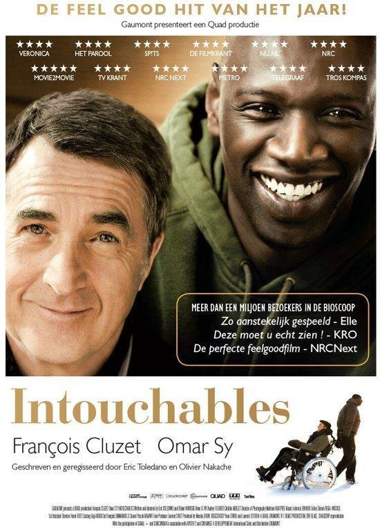 bol.com | Intouchables (Dvd), Omar Sy | Dvd's