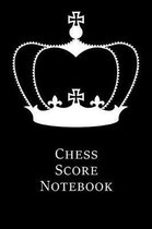 Chess Score Notebook