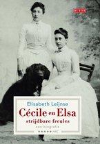 Boek cover Cécile en Elsa van Elisabeth Leijnse