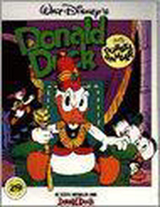 Donald Duck als dubbelganger - Carl Barks |
