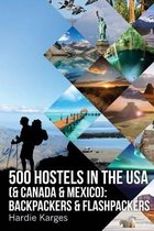 500 Hostels in the USA (& Canada & Mexico)