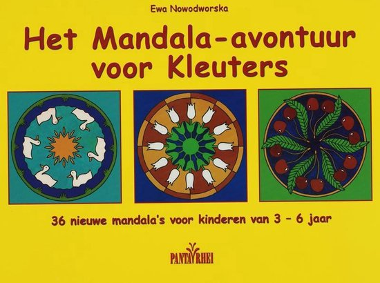 Het Mandala-avontuur voor kleuters - E. Nowodworska |