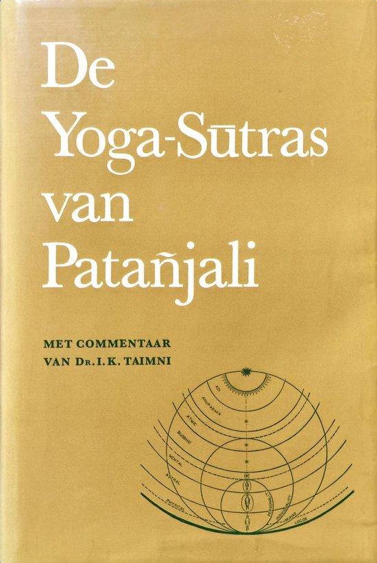 De Yoga Sutras van Patanjali