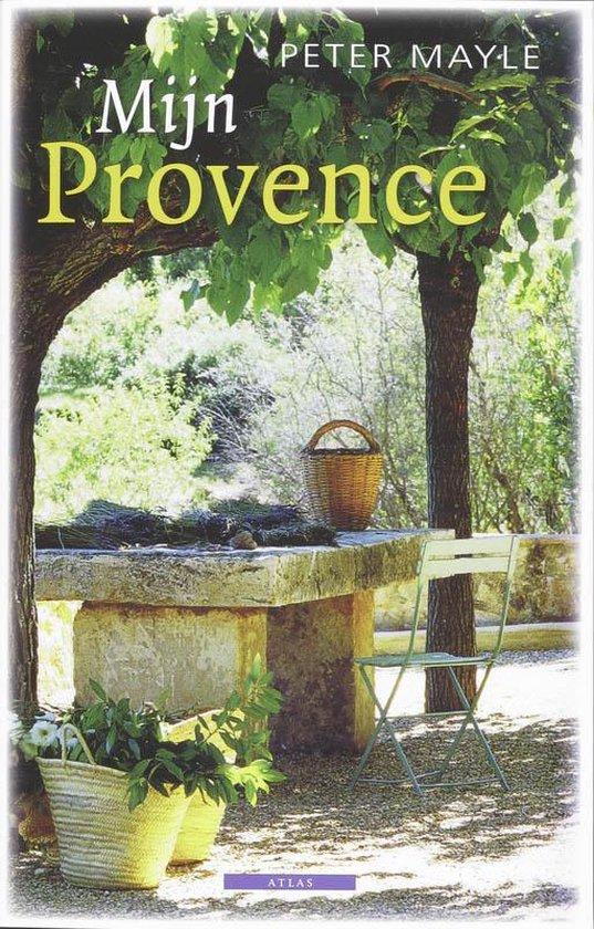 Cover van het boek 'Mijn Provence'