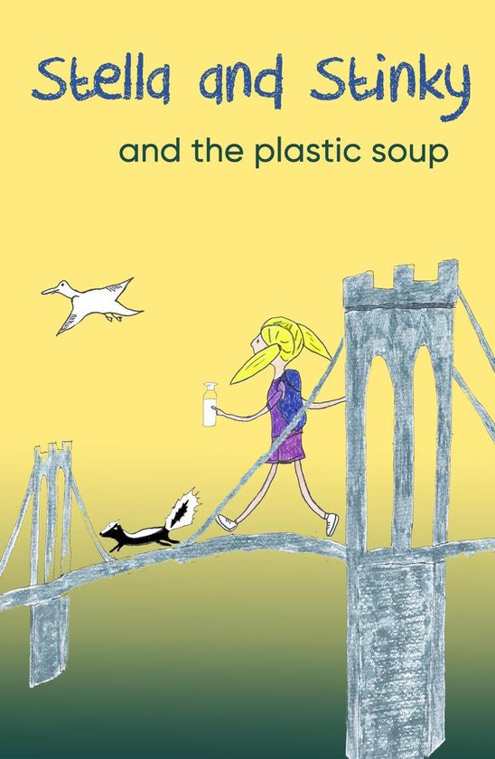Stella and Stinky and the plastic soup