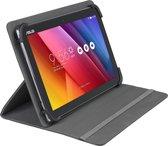 Gecko - Universal Standcover voor tablets 10 inch - Zwart
