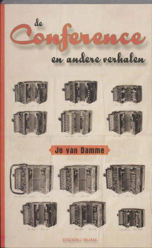 Cover van het boek 'De conference'