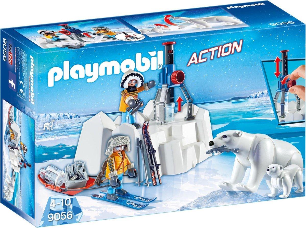 Playmobil Action: Poolreizigers Met Ijsberen (9056)