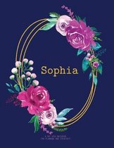 Sophia a Dot Grid Notebook for Planning and Creativity