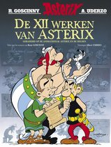 Asterix verhalen 02. de twaalf werken van asterix