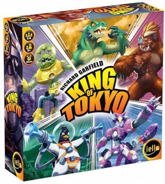 King of Tokyo 2016 Editie - Bordspel