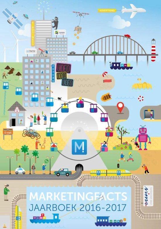 Marketingfacts jaarboek 2016-17 - Thomas van Manen |